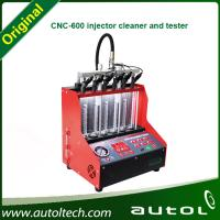 best price 100% original New Arrival CNC600 Fuel injector cleaner and tester the same better than CNC-602A