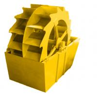 Good quality high effect sand washing machine for sale with low price Manufactures