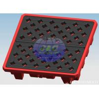 China Professional Plastic Rotational Moulding For LLDPE Drum Pallets / Containment Pallets on sale