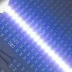 High Bright SMD 3528 LED Strip Light DC 12V Hard Led Bar Rigid Warm White 60 Leds / M Manufactures