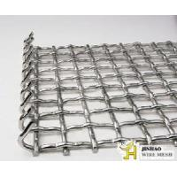 China Galvanized Iron Crimped Wire Mesh (JH-034) on sale