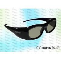 China Blue tooth Samsung 3D TV Active shutter Glasses Full HD 3D Glasses,CR2032 battery on sale