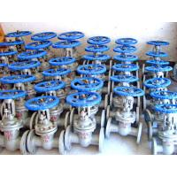 High Pressure Cast Steel Gate Valve With Butt Welding End ANSI/ASME B16.25 Manufactures