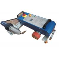Plastic Hot Air Pvc Welding Machine , Vinyl Banner Welder Adjustable Wind Manufactures