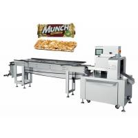 Computer - Controlled Pastry Packaging Machine  ,  Automation Lower Paper Feeder Machine Manufactures