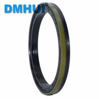 Quality wheel suspension oil seal kassette type 165*195*16.5/18 for sale