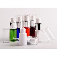 Quality Full Cover Cosmetic Spray Bottles 10ml BPA Free Various Colors With Fine Mist for sale