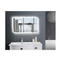 5mm glass mirror with LED ,cabinet waterproof base mirror Manufactures