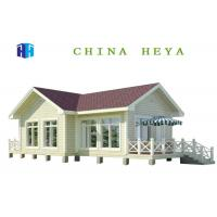 Sandwich Panel Modern Prefabricated Houses With Advanced Aluminum Alloy Windows Manufactures