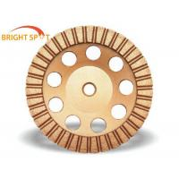 """Diamond High quality 4""""-7"""" Continuous Turbo Cup Grinders saw blade Manufactures"""