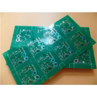 China Peelable Mask PCB on FR-4 Tg170 Substrate With Double Sided Copper on sale