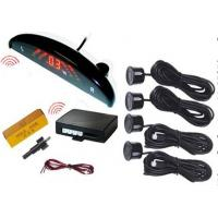 Wireless Car Reverse Parking Sensor With Camera , 4 Sensors With Lcd Display Manufactures