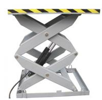 2000Kg Loading Hydraulic Lift Platform Industrial Scissor Lift 3.5M Lifting Height Manufactures