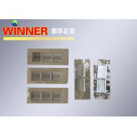 China Aluminium Nickel Battery Tabs For Lithium Ion Polymer Battery Customized Thickness on sale