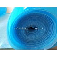 Foam Underlay Molded Rubber Products for Laminate Flooring Thermal Insulation Manufactures