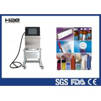 Small Character CIJ Online Inkjet Coding Machine For Mineral Water Bottles Manufactures