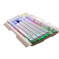 Bluetooth Green Led Light Up Rainbow Gaming Keyboard For Ipad Game Keyboard Manufactures