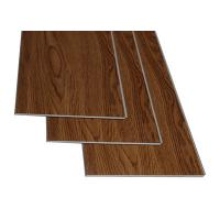 Flat PVC Vinyl Flooring Stain Resistance With Wear Layer / PVC Decor Film Manufactures