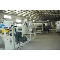 UV Protected PC Solid Plastic Sheet Extruder For Architecture Glazing Advertisement Manufactures