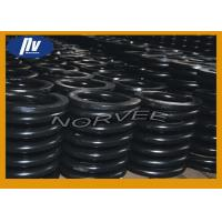 Black Big Compression Springs , Heavy Duty Gas Springs For Engineering Machinery Manufactures