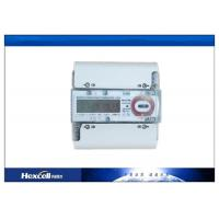 DSS1088 Din Rail Mounted Energy Meter Support IEC62056-21 protocol Manufactures