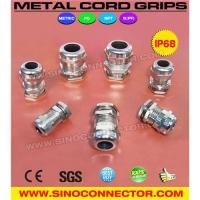 China Metal Cord Grips (CE, SGS, IP68) on sale