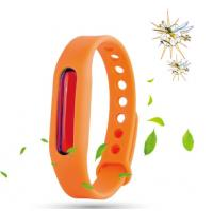 Korean summer ultrasonic bug killer plant essential oil insect repellent bracelet Manufactures