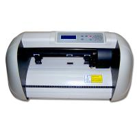 High Configuration Vinyl Printer Plotter Cutter Machine Compact With Stepper Motor Manufactures