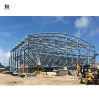 Quality steel structure building design poultry farmshed chicken house for layers for sale