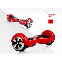 Standard 6.5 Inches Two Wheel Self Balancing Electric Hoverboard With Samsung Battery Manufactures