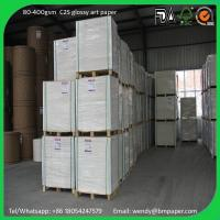 100g 105g 115g 135g 140g 150g 157g 170g 180g 200g 250g 300gsm c2s glossy art paper art board Manufactures