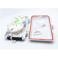 High Performance Fiber Optic Face Plate Empty 4 Cores Dust proof With Easy Using Design Manufactures