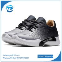 2018 New Design Hot Selling Men Shoes Sports 3D Cloth Shoes With Lace Manufactures