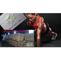 Off - White Crystalline Raw Steroid Powders / Muscle Growth Hormone For Bodybuilding from USA Shipping Manufactures