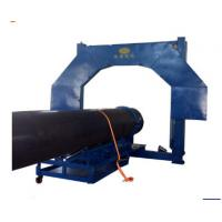 100Lmm Large Pipe Cutting Plastic Pipe Welding Machine Long Working Life Manufactures