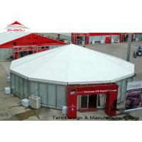 China Customized Multi Sides PVC Roof Tent For Outdoor Events And Parties on sale