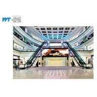 Travel Height ≤8000MM Heavy Duty Escalator With Step Loss Protection Device Manufactures
