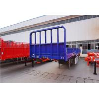 tri axle 40ft 40 tons capacity trailer manufacturers cargo semi trailer - CIMC Manufactures