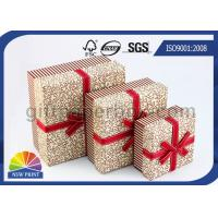 Square Full Color Printing Cardboard Paper Packaging Box for Gift or Chocolate Manufactures