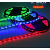 Dimmable Rgb SSide Emitting LED Strip Lights Cool White 6000-6500K CE ROHS UL Listed Manufactures
