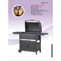 Buy cheap New type square wood burning charcoal out door bbq from wholesalers