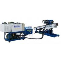 Long Stroke Anchor Drilling Rig Borehole Drilling Machines Depth 50 - 80m Manufactures
