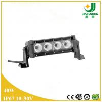 China Wholesale 40W led lighting bar cree led work light bar IP68 rated car led light bar on sale