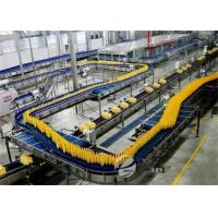 China PET Bottle Automatic Fruit Processing Line 8000BPH High Speed Filling Plant on sale