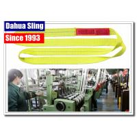 Heavy Duty Lifting Slings Endless Loop - Type Boat Lift Straps Smooth Surface Manufactures