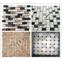 Mosaic Tiles china marble, Used for toilet metope ground hall balcony Manufactures