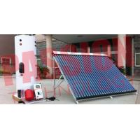 300L Closed Loop Solar Water Heater For Sewage Purification Environmental Protection Manufactures