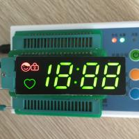 Custom Design LED Clock Display Common Anode For Washing Machine Manufactures