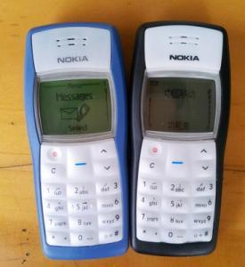 wholesale original Nokia 1100 unlocked GSM mobile phone Manufactures