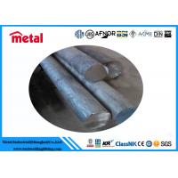 China Hot Rolled Alloy Steel Round Bar Black Pickled Stainless Steel Material Round on sale